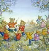 Poster Molly Brett, Teddy Bear Band MAS 868