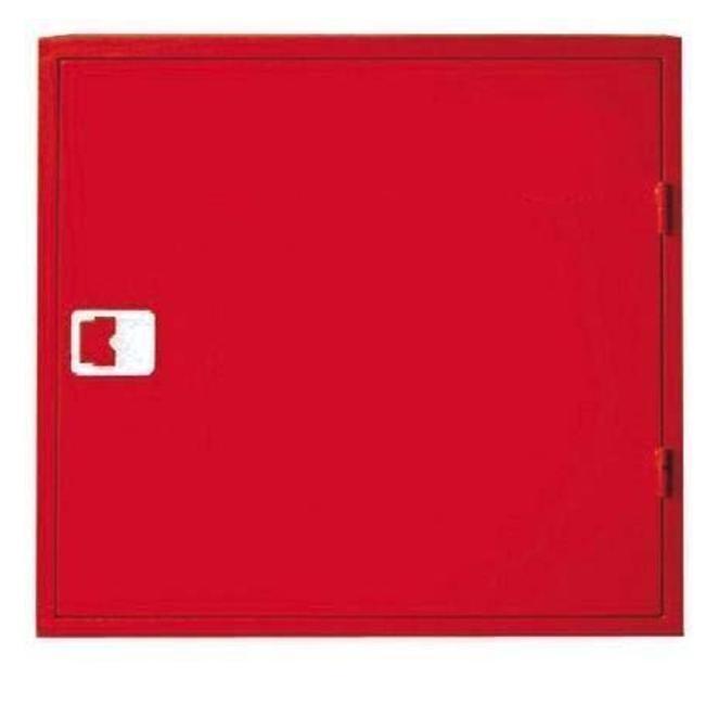 """Brandbeveiligingshop Brandhaspelkast met automatisch zwenkbare brandhaspel 1"""" blusslang"""