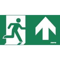 Zemper Zemper Diana Flat pictogram nooduitgang rechtdoor