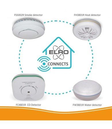 Elro Elro Connects CO-melder draadloos koppelbaar