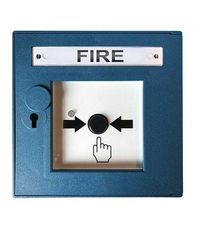 Fire Angel Fire Angel Wi-Safe draadloos koppelbare drukknopmelder