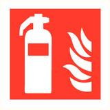 Veiligheidspictogram brandblusser