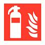 Pikt-o-Norm Veiligheidspictogram brandblusser