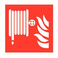 Pikt-o-Norm Veiligheidspictogram brandhaspel