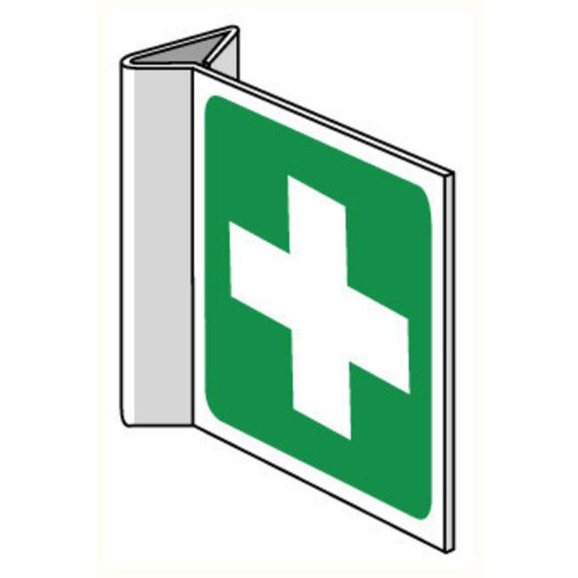 Pikt-o-Norm Veiligheidspictogram EHBO-koffer sticker