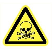 Pikt-o-Norm Veiligheidspictogram gevaar voor giftige stof