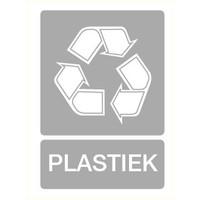 Pikt-o-Norm Pictogram recyclage plastiek