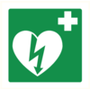 Pikt-o-Norm Veiligheidspictogram AED PVC