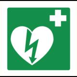 Veiligheidspictogram AED PVC