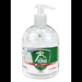 Hand alcohol gel 75% met pomp 500ml