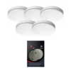 Brandbeveiligingshop Design rookmelder pakket small