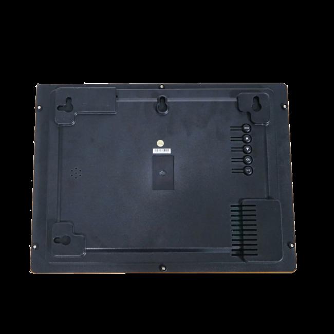 Brandbeveiligingshop OFPG CO2-meter XL bord met temperatuur- en vochtigheidssensor