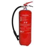 Brandbeveiligingshop Schuimbrandblusser 9l (AB) permanente druk