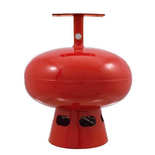 Brandbeveiligingshop Automatische plafond poederbrandblusser 3kg (ABC)