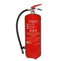 Brandbeveiligingshop Poederbrandblusser 12kg (ABC) permanente druk