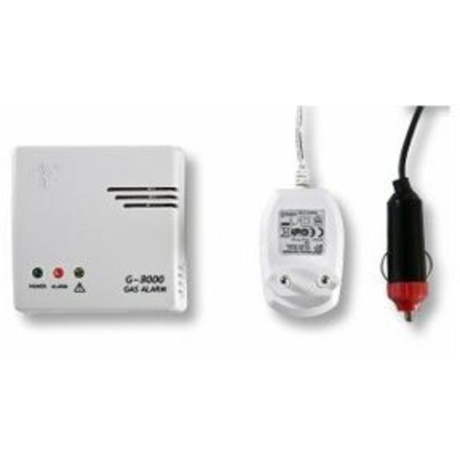 FITO FITO  MTG-3000 gasmelder 230V / 12V met aanstekerplug