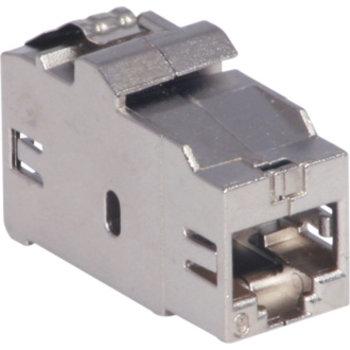 Modulo Unilan RJ45 Kat.6 MS1 / 8 180 °