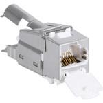 Utilisez Cat.6A 10G m.Staubschutz ws / RJ45 de ITplus6