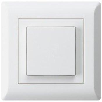 Hager UP-Schalter KLI 6/1L weiss