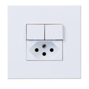 Legrand UP-Kombination ATO 1/3+3/1L +T13 ws Gr.I