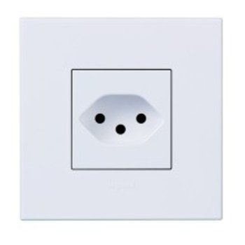 Legrand UP-Steckdose ATO T13 ws Gr.I