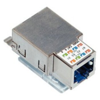 R&M Anschlussmodul RJ45s Kat.6 Real10/s AWG24-22