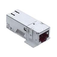 R&M Module de connexion Cat. 6a 1RJ45 / s sans encliquetable