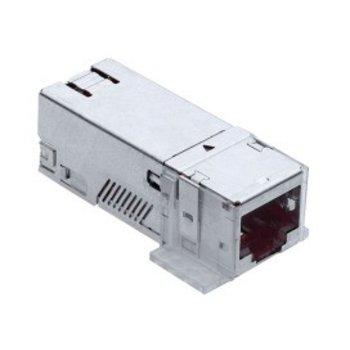 R&M Module de raccordement Cat.6A 1RJ45 / s sans encliquetable
