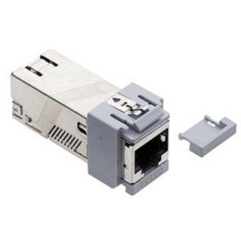 R&M Modulo di collegamento Cat.6A 1RJ45 / s con innesto