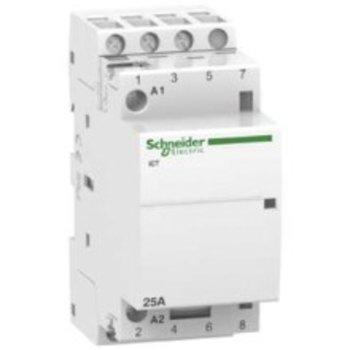 Schneider Electric Installazione contattore SE CT 3P 25A 220-240V AC 3S