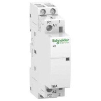 Schneider Electric contacteur d'installation SE CT 2P 16A 230-240V AC 1S + 1O
