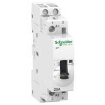 Schneider Electric contacteur d'installation SE CT 2P 25A 220-240V AC 2S