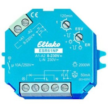 Eltako Interrupteur EB-étape Eltako 8-230VUC 1S, ESR61NP