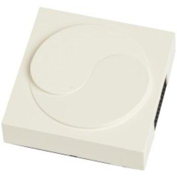 Hager AP Gong Rio 12 8-12V 1A blanc