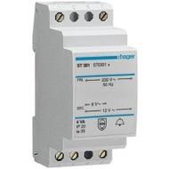 Hager Einbau Kleintrafo 230V / 8-12V, 4 Watt