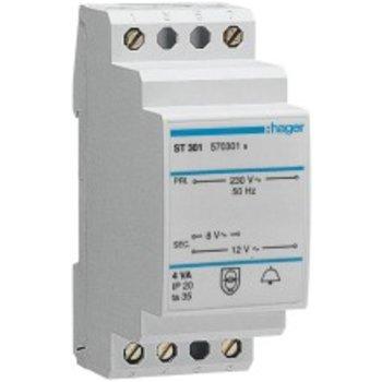 Hager EB-HA petit transformateur 230 / 12.8 VA