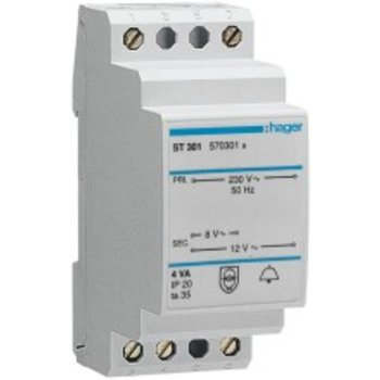 Hager EB-Kleintrafo HA 230/8-12 VA