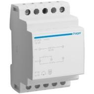 Hager Montaggio piccolo trasformatore 230V / 8-12V, 16 Watt