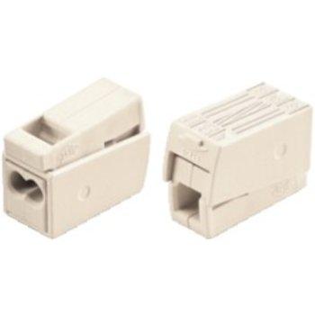 Wago Contact Luminaire terminal Wago 1-2,5mm² / 0.5-2.5mm² ws