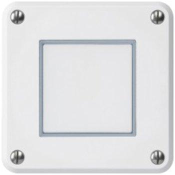 Hager UP interrupteur de pression ROB schéma 3, blanc