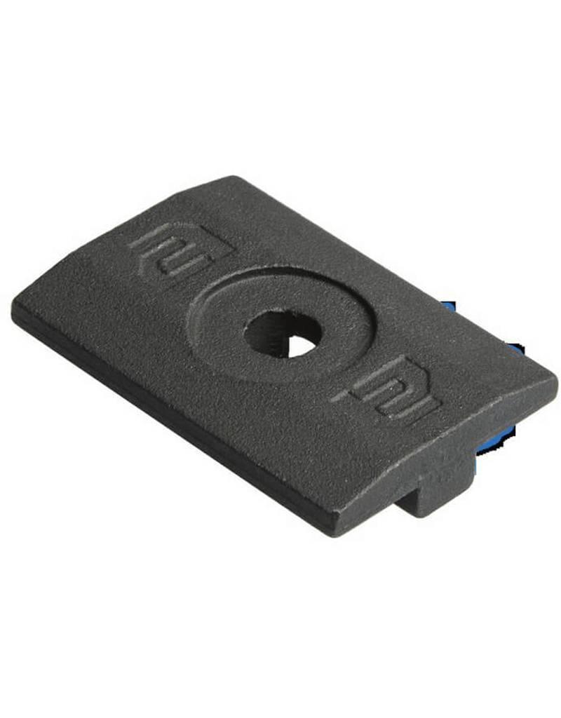 Flatfix Flatfix Module klemplaat (in aluminium en zwart)