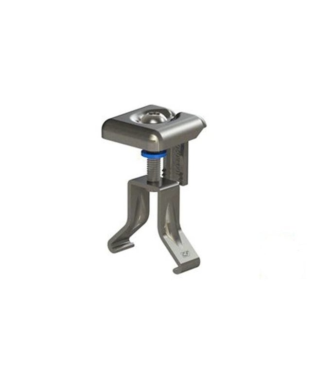 Clickfit Clickfit Evo Module Klem (5 stuks) Aluminium