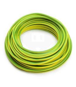Aardekabel 6mm2 (geel/groen) - 20 meter