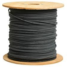 Rol Solarkabel 4mm2 (zwart) - 500 meter
