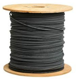 Rol Solarkabel 6mm2 (zwart) - 500 meter