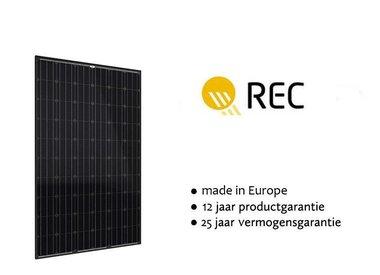 REC zonnepanelen