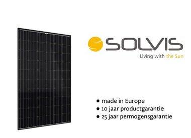 Solvis zonnepanelen