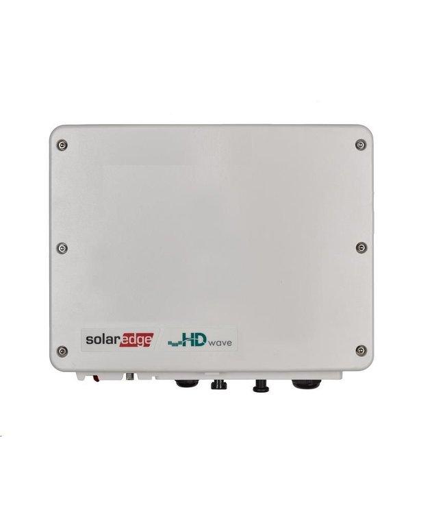 SolarEdge SolarEdge SE5000 HD Wave Setapp omvormer