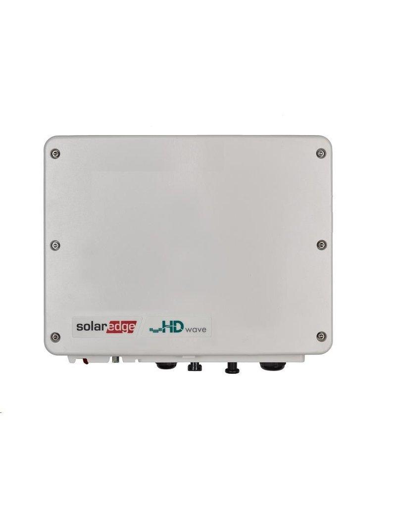SolarEdge SolarEdge SE3680 HD Wave Setapp omvormer