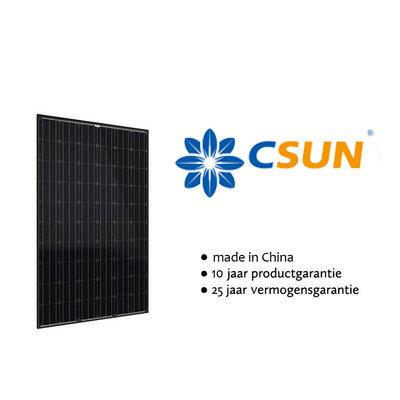CSUN zonnepanelen